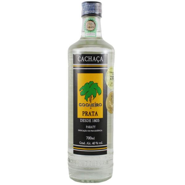 Cachaça Coqueiro Prata bei Frau Cachaça kaufen