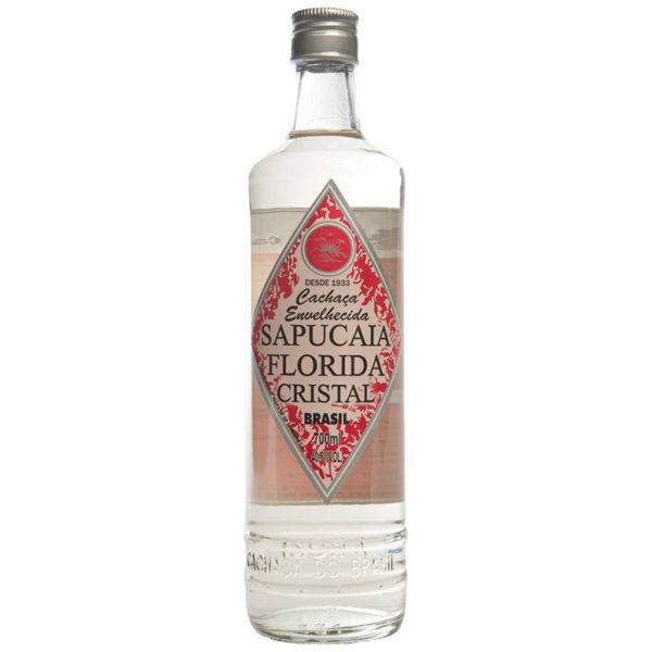 Cachaça Sapucaia Florida Cristal bei Frau Cachaça kaufen