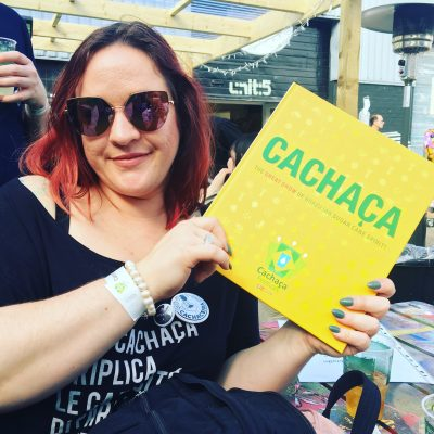 Frau Cachaça @ Cachaça Festival in London