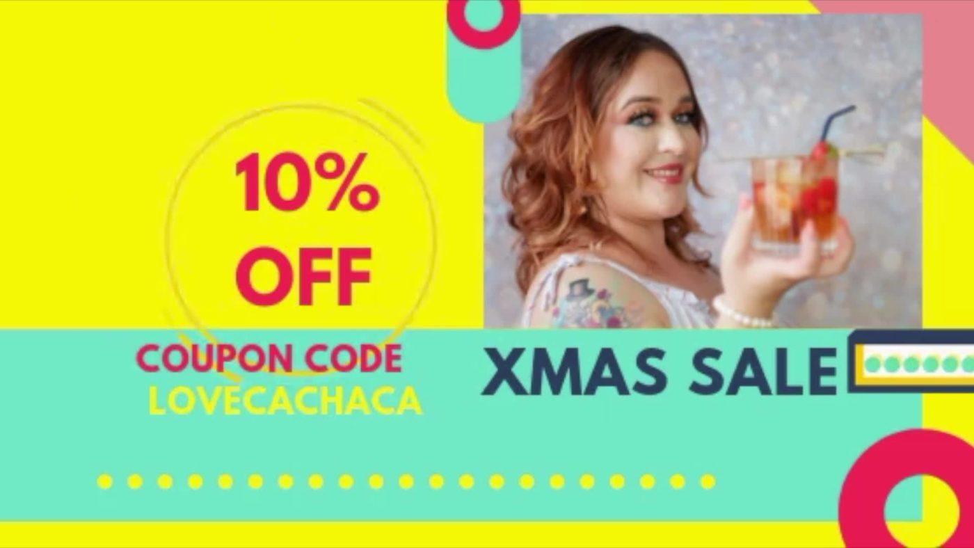 Weihnachten Angebote Frau Cachaça