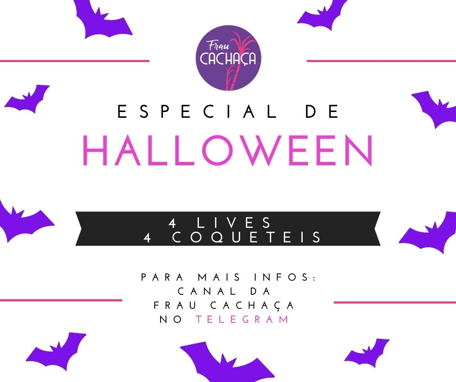 Halloween da Frau Cachaça