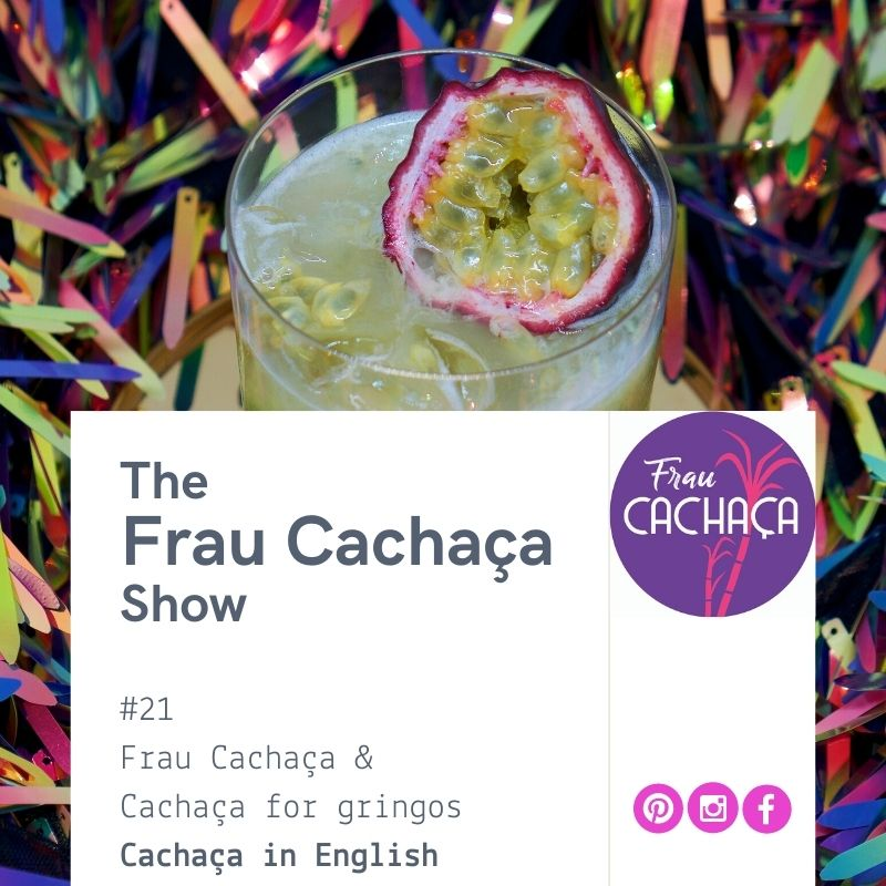 Cachaça in English